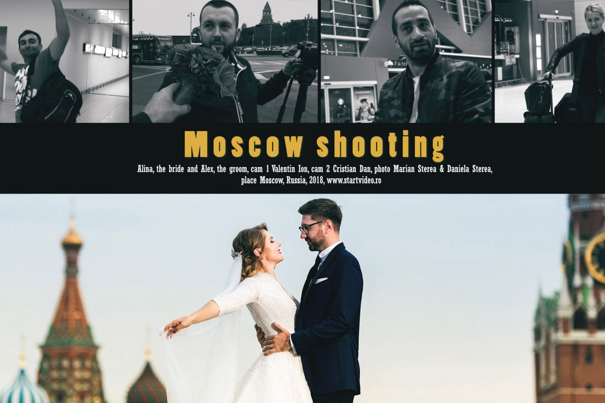 Moscow SHOOTING