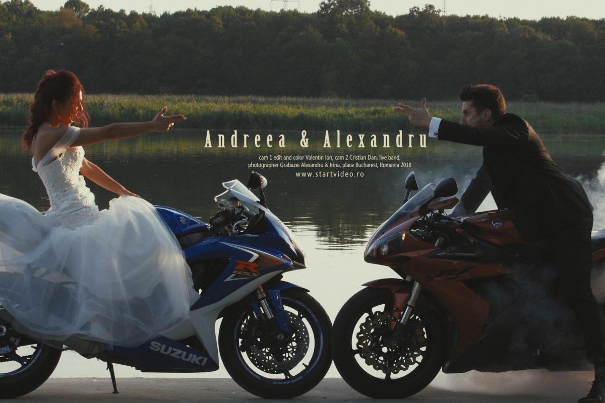 Andreea & Alexandru